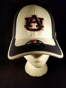 NEW AUBURN TIGERS UNDER ARMOUR HAT CAP LG/XL NAVY/WHITE OSFA
