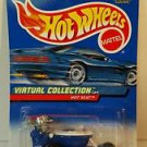 Hotwheels VIRTUAL COLLECTION HOT SEAT