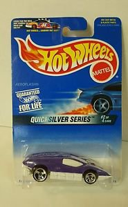 Hot Wheels QUICKSILVER SERIES AEROFLASH