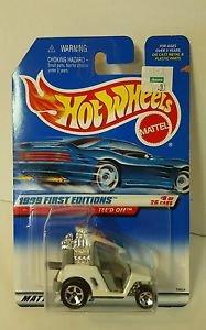 Hot Wheels 99 1ST ED TEE'D OFF