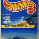 Hot Wheels RACE TEAM SERIES III 80s CORVETTE