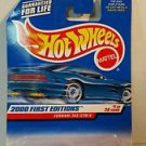 Hotwheels 2000 1ST EDITION FERRARI 365 GTB/4