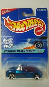 Hot Wheels PHANTOM RACER SERIES POWER PIPES