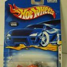 Hot Wheels 2000 1ST ED. BLAST LANE card variation