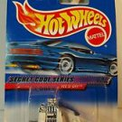 Hotwheels SECRET CODE SERIES TEED OFF