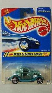 Hot Wheels SPEED GLEAMER SERIES 3 WINDOW 34