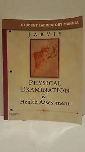 Student Laboratory Manual for Physical Examination & Health Assessment, 5e, Jarv