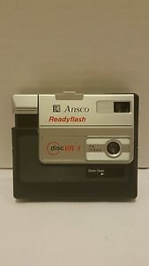 Vintage Ansco Disc Camera  VR 1 With Box