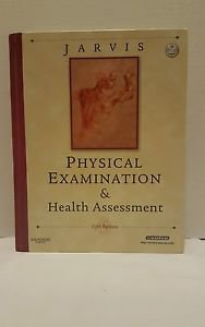 Physical Examination and Health Assessment by Carolyn Jarvis (2007, Hardcover)