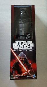 "Star Wars The Force Awakens Disney 12"" MISB Kylo Ren"