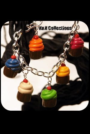 Cup Cake Madness (Polymer Creations)