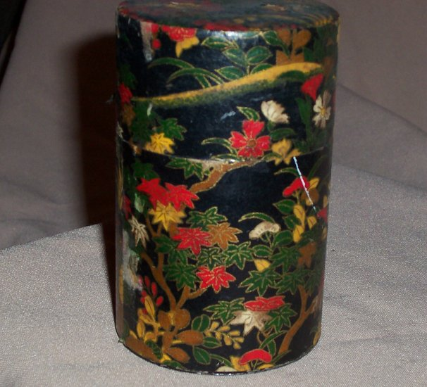 Old Decorative Tin