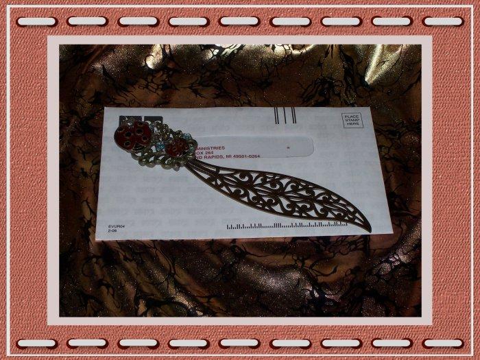 Old Letter Opener - Ornamental Lady Bug