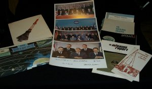 Astronaut Memorabilia Collection