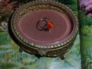 Handmade Home Grown Ring