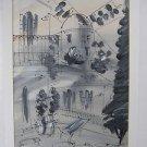 Emanuel Kipnis (Israel, b-1936) oil on canvas