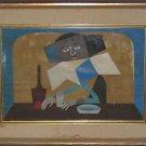Victor Brauner (Romanian, 1903–1966) Gouache on paper - Restoration !!!