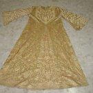 Vintage marvelous Islamic Jordanian women's dress