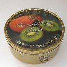 Vintage Marvelous Cavendish & Harvey London Drops Candy Tin Box
