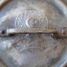 Rare Antique Primitive Islamic Hammered Copper Pot