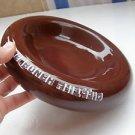 Vintage Marvelous Israel SOLEL BONEH Ceramic Porcelain Ashtray