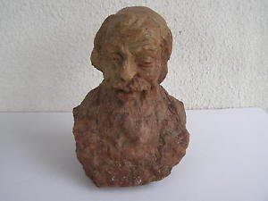 Naum Aronson Lvovich (Russian, 1872-1943) Marble Sculpture  - 20 kilo