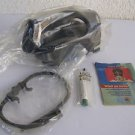 Israeli 1997 Sealed Civilian Black Rubber Adult & Youth Gas Mask With Filter
