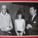 Danny Kaye Rare PHOTO in Sheraton Hotel Israel