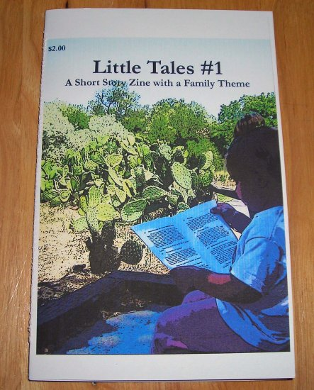 Little Tales #1: a short story zine with a family theme