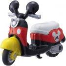 Takara Tomy Disney Motors DM-13 Mickey Mouse Chimuchimu Motor Bike Diecast Toy