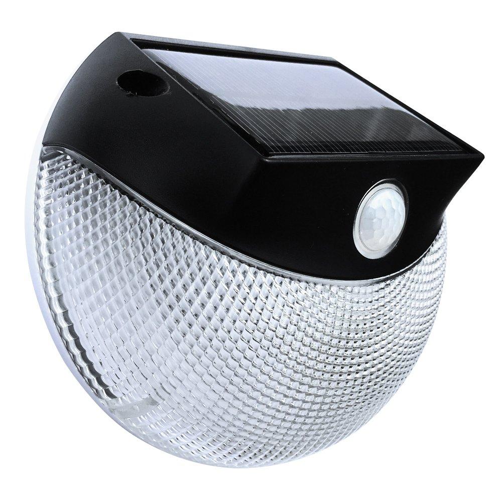 Lumien Solar LED Wireless Security Light, Waterproof, Motion Sensor, All Outdoor Use