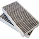 2x HQRP Cabin Air Filter for Mercedes-Benz 1648300218 A1648300218 A164830021864