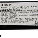 HQRP Battery for Garmin Nuvi 2460, 2460LMT, 2475, 2495, 2495LT, 2555, 2555LMT