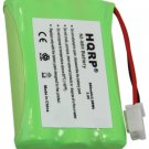 HQRP Battery for Tri-tronics 1038100-F, Field 70 1999, 2000, 2001 Dog Collar
