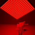 HQRP 225 LED Grow Light Panel Spectrum Hydroponic Plant Lamp Red