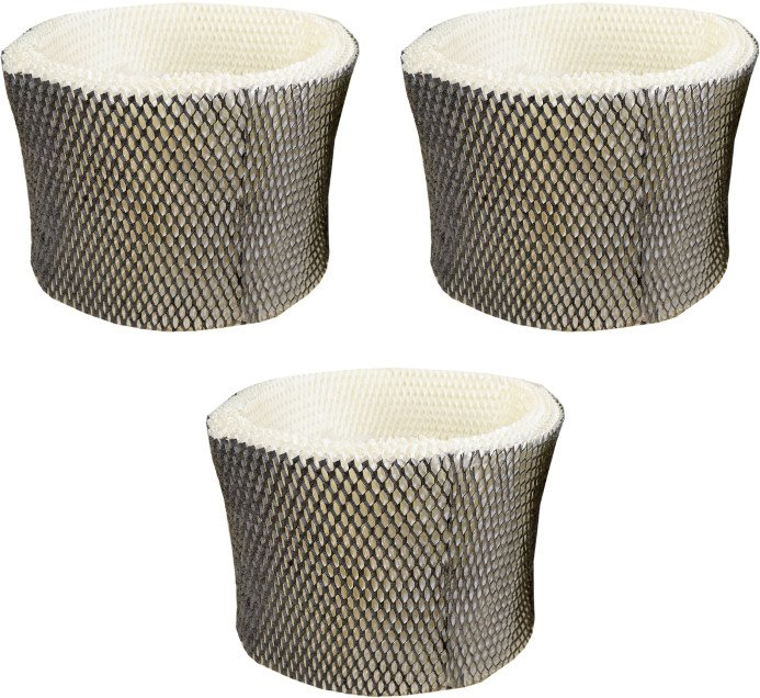 "3x HQRP Filter for Honeywell Humidifier HC-14 / HC-14N ""E"" Replacement"