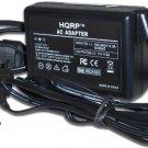HQRP AC Adapter for JVC Everio GR-D372U GR-D372US GR-D375 GR-D375U GR-D375US