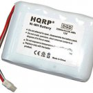 HQRP Battery for Logitech Squeezebox X-R0001, 930-000097 Wi-Fi Internet Radio