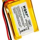 HQRP Battery for VXI Blue-Parrot Xpressway, Xpress, B250-XT+ Bluetooth Wireless