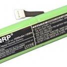 HQRP 2500mAh Battery for FLUKE Ti-10 Ti-20 Ti20-RBP Ti-25 TiR TiR1