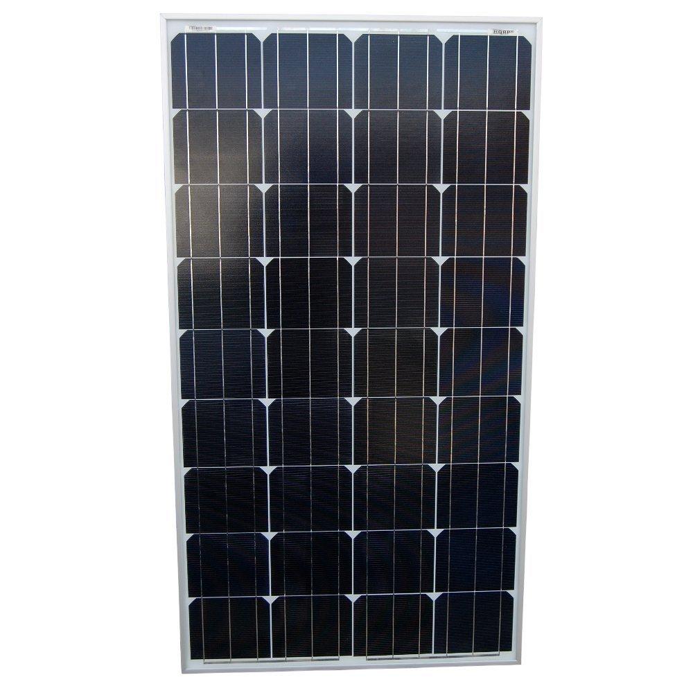 120W 12V HQRP Monocrystalline Mono  Solar Panel Module Cells RV Boat 120 WATT