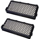 2-Pack HQRP Active HEPA Filter for Miele AH50 / 05996882 / 07226170 Replacement