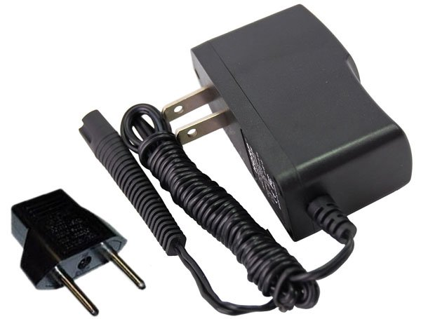 HQRP AC Adapter Charger for Braun Series 7 Model 760cc 760cc-3 760cc-4