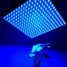 HQRP 225 Blue LED Grow Light Panel for Indoor Grow Green house Hydroponic System