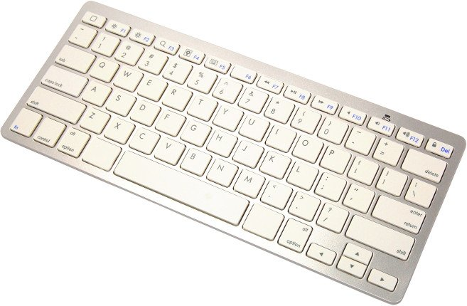 Bluetooth 3.0 Wireless Keyboard for Samsung Galaxy Tab 3/4/S, Note 1/2/3/10.1