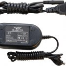 HQRP AC Adapter for Pentax K-AC132 38780 K-3, K-5II, K-5IIs Power Supply Cord