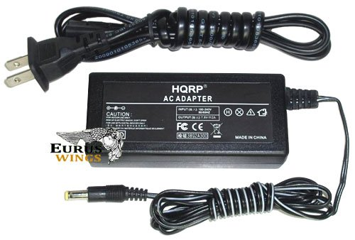 HQRP AC Power Adapter for Panasonic PV-GS80 PV-GS81 PV-GS83 PV-GS85 PV-GS320