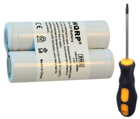 HQRP Battery for Philips Philishave HS915 HS925 HS955 HS965 HS975 HS980 HS985