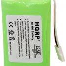 HQRP 1800mAh Battery for Logitech S315i Z515 S715i Rechargeable Speaker