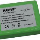HQRP Battery for Sportdog WetlandHunter 2000-CAMO SD-2000CAMO SR200-IW Receiver